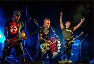 Green Day PRAGUE IDIOTS